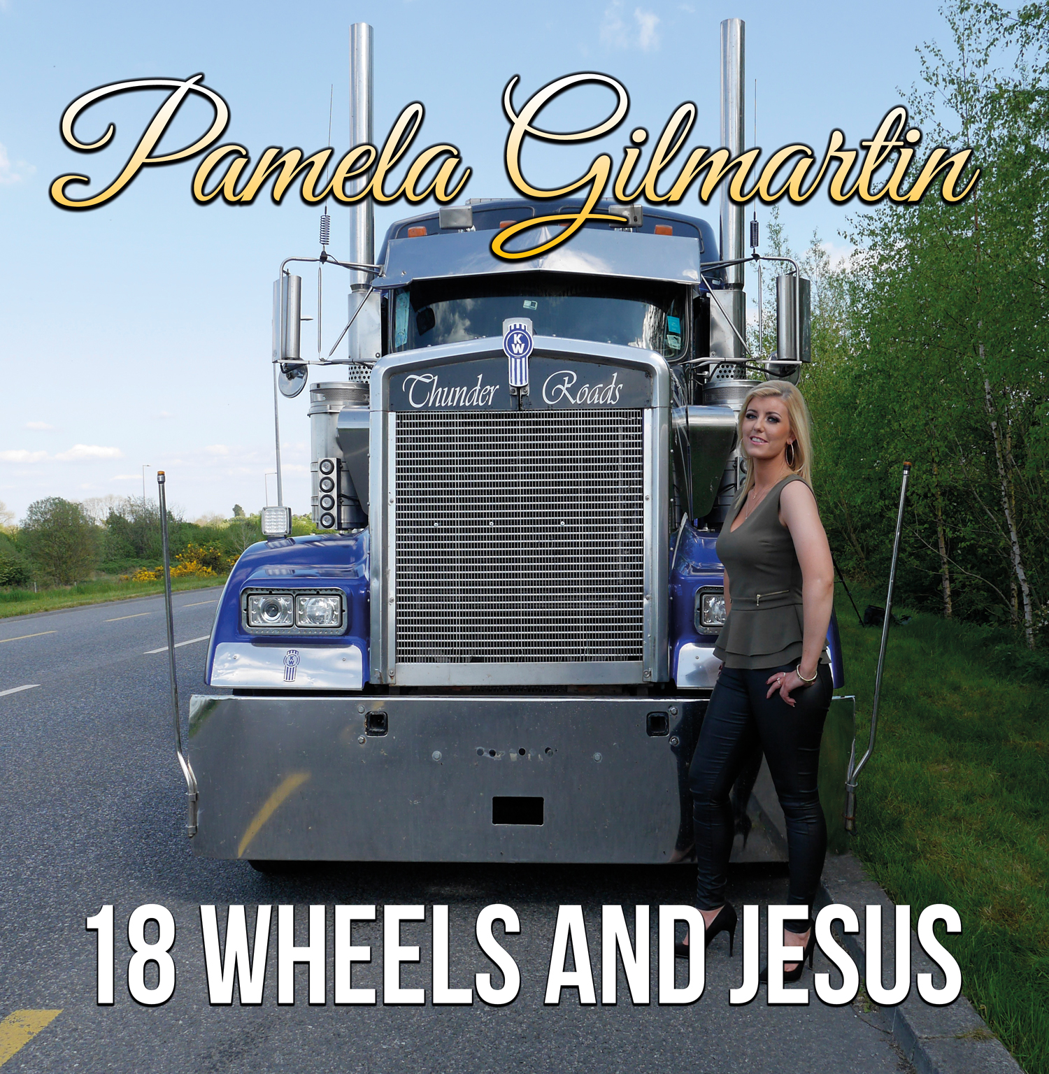 18 Wheels & Jesus - Download
