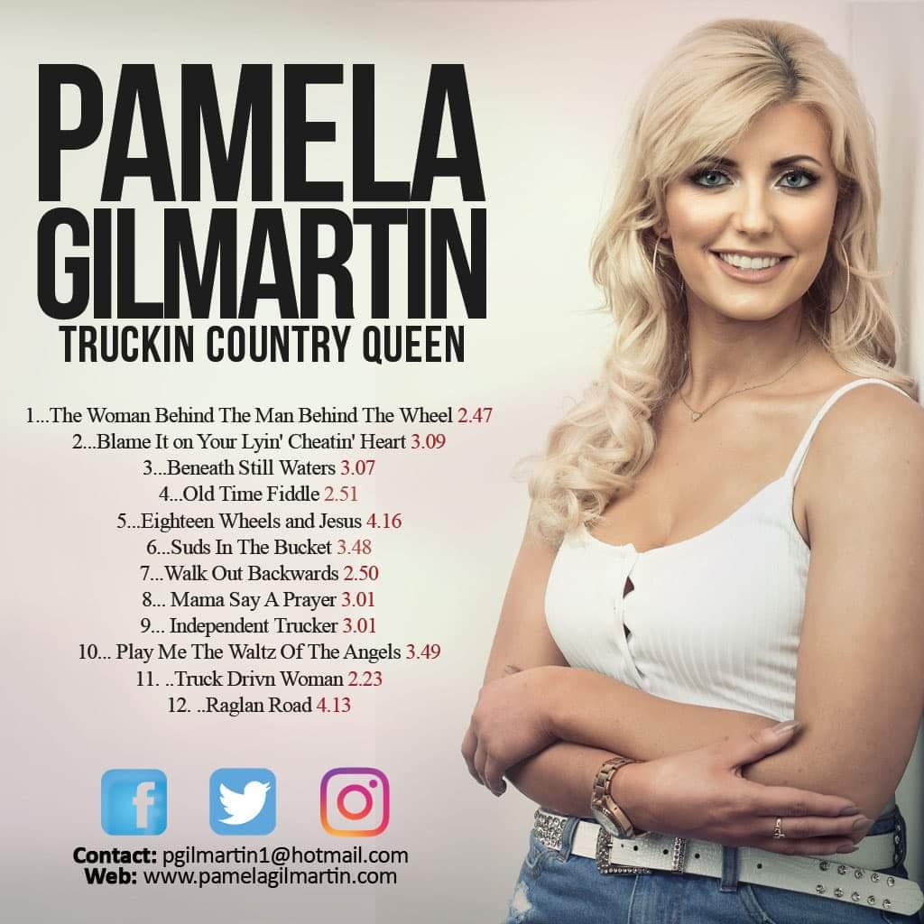 Truckin Country Queen - CD
