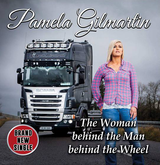 The Woman Behind The Man Behind The Wheel - Download